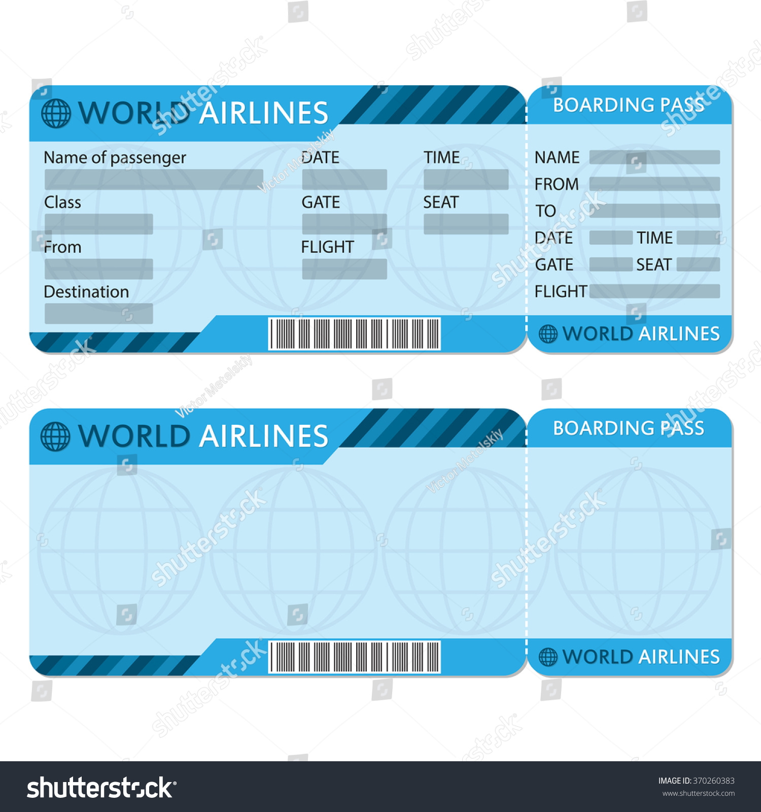 Airline Plane Ticket Pictures to Pin on Pinterest - PinsDaddy Onetravel