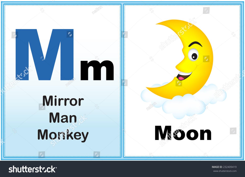 Alphabet Letter M Clipart Few Similar Stock Vector