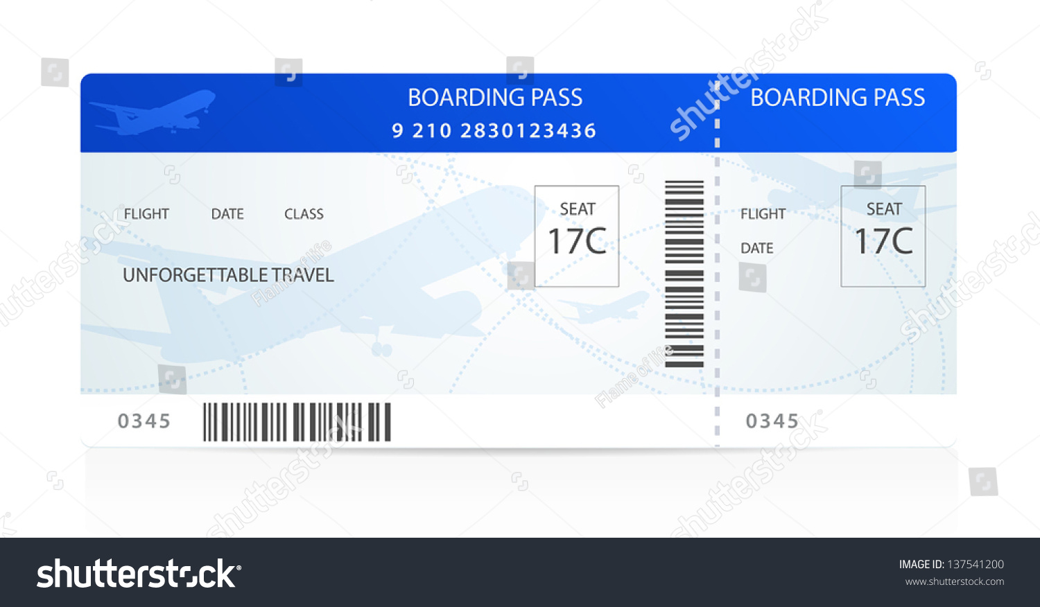 1000 ideas about ticket template on pinterest ticket template – Airline Ticket Template Word