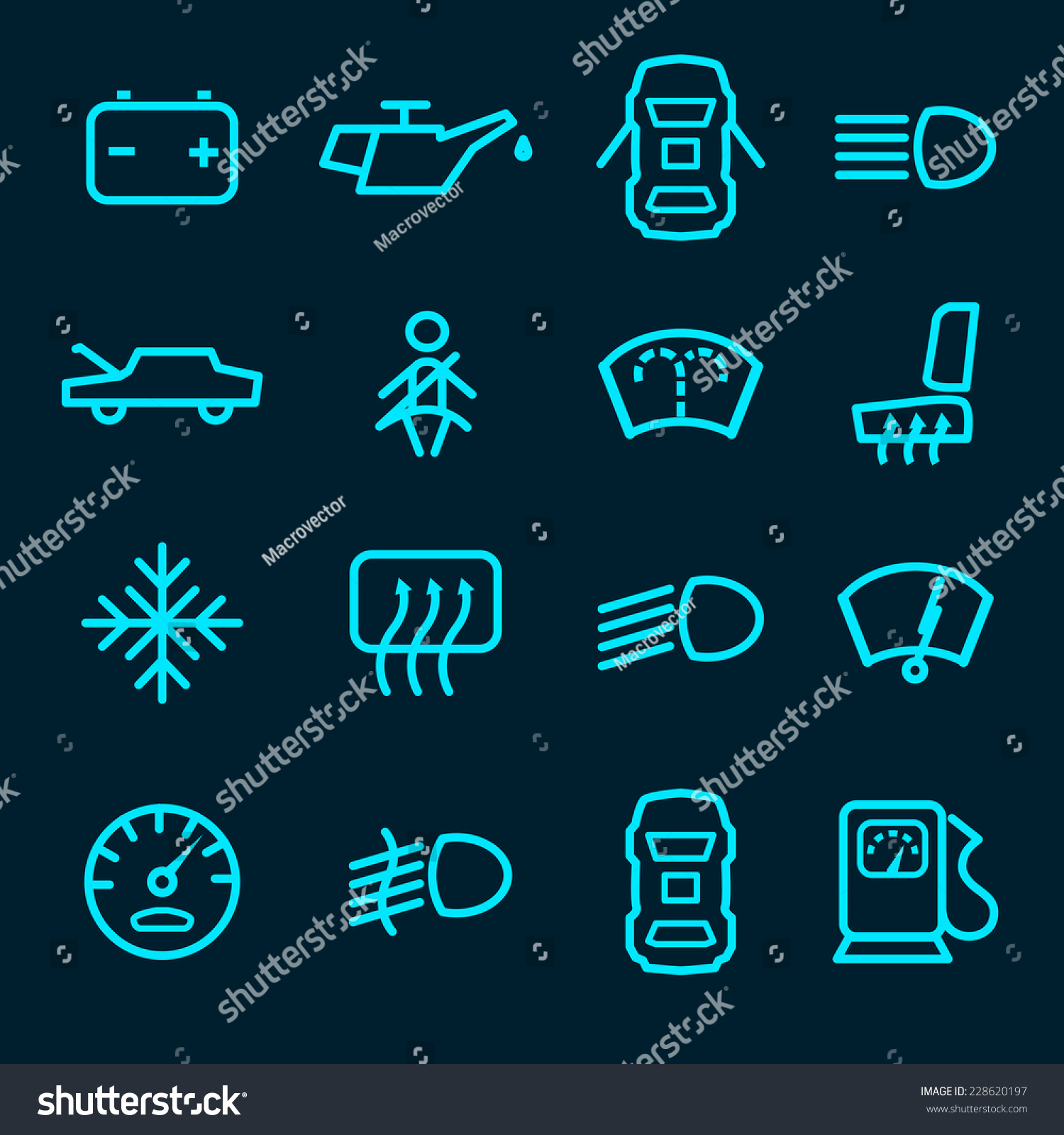 Car Trouble Symbols Image Collections Meaning Of This Symbol