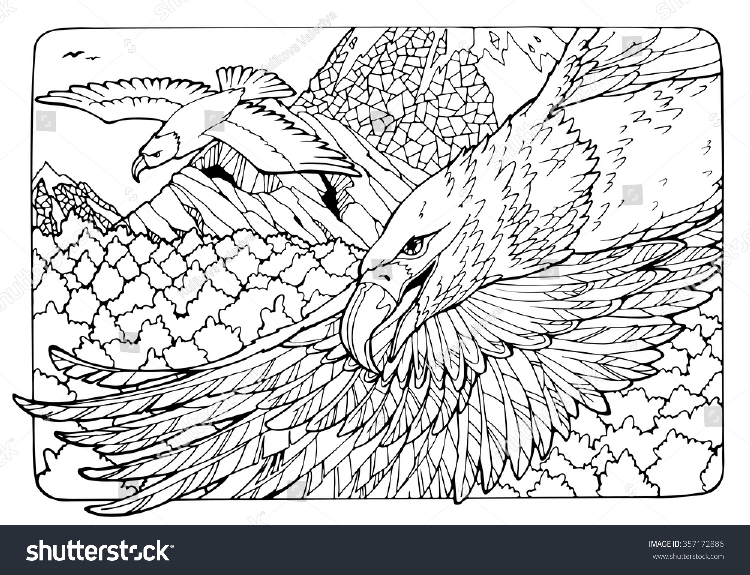 Rocky Mountain Coloring Pages Colorado State Quarter