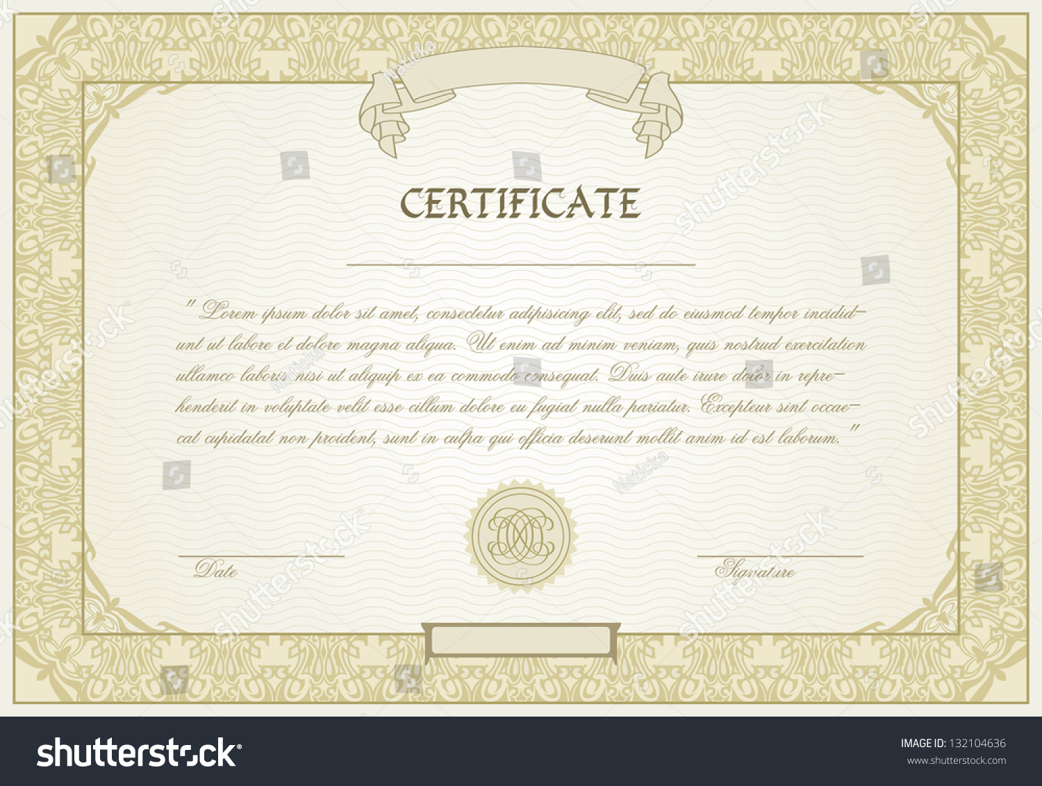 Stock Share Certificate Template stock certificates llc – Blank Share Certificate