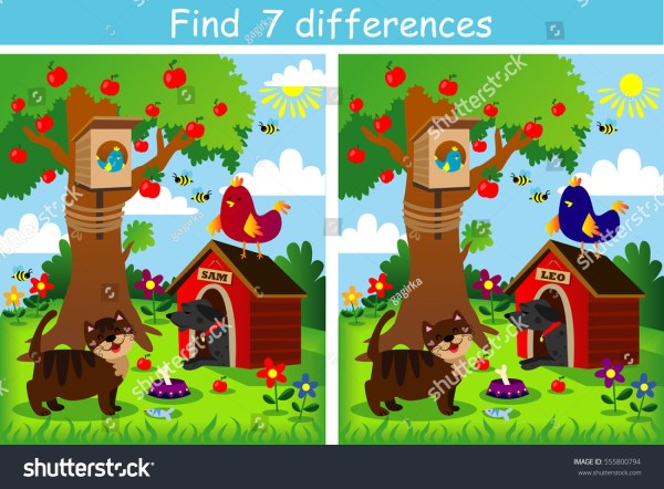 find the difference games # 22