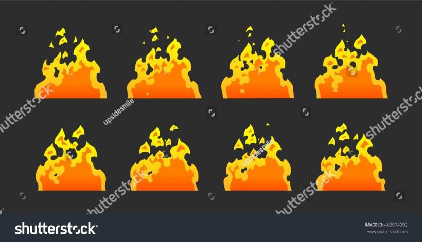 Fire Frames Animation | Amtframe org
