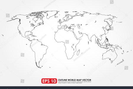 Flat world map outline full hd pictures 4k ultra full wallpapers best photos of flat earth template printable flat globe map peters projection map outline world outline map full size with of the madriver me astroinstitute gumiabroncs Image collections