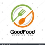 Food Logo Creative Template Stock Vector Royalty Free 1150296146