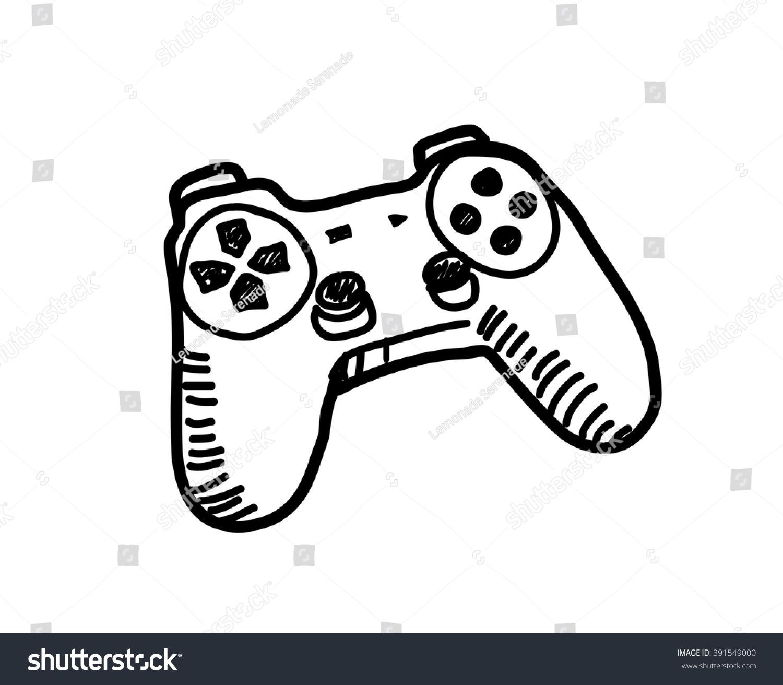 Résultats de recherche d'images pour «console controller drawing»