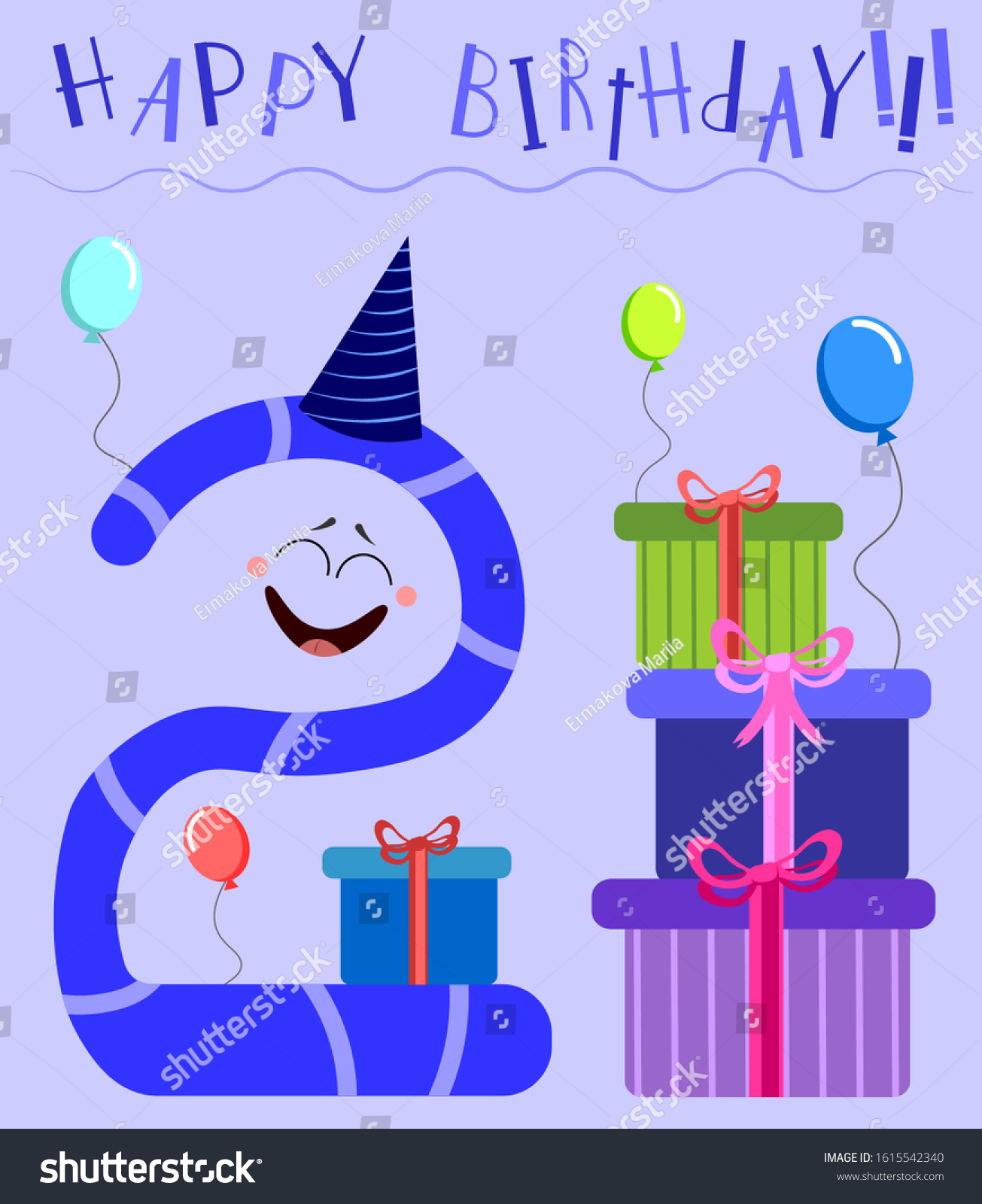 https www shutterstock com image vector greeting card design gifts boxes balloons 1615542340