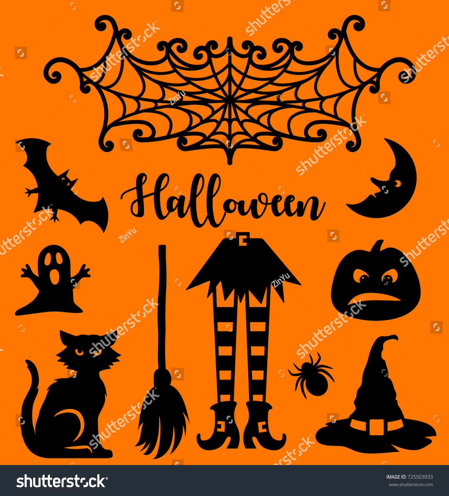 halloween tombstone templates designs