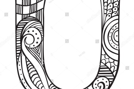 Coloring Letter Pages C Of The A