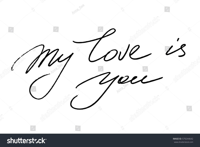 I Love You Handwriting Worksheet