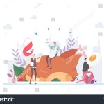 Vector De Stock Libre De Regalias Sobre Luxury Restaurant Vector Illustration Concept Showing1482493406