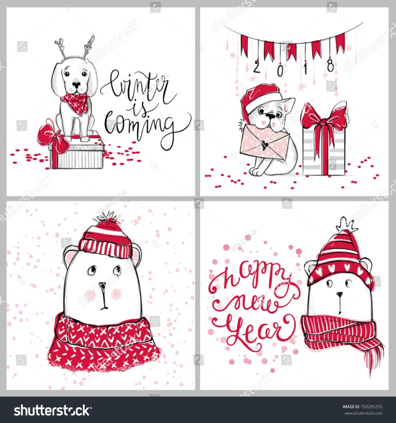 Merry Christmas And Happy New Year 2018 Funny Images   Reviewwalls.co