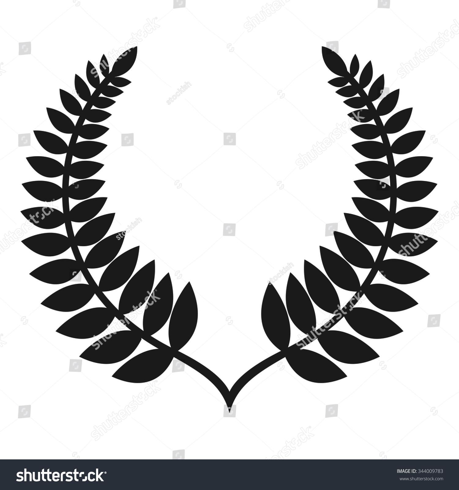 new zealand fern logo vector 344009783 shutterstock