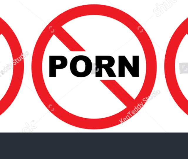 Set No Social Sex Signxxx18porn Isolated On White Background