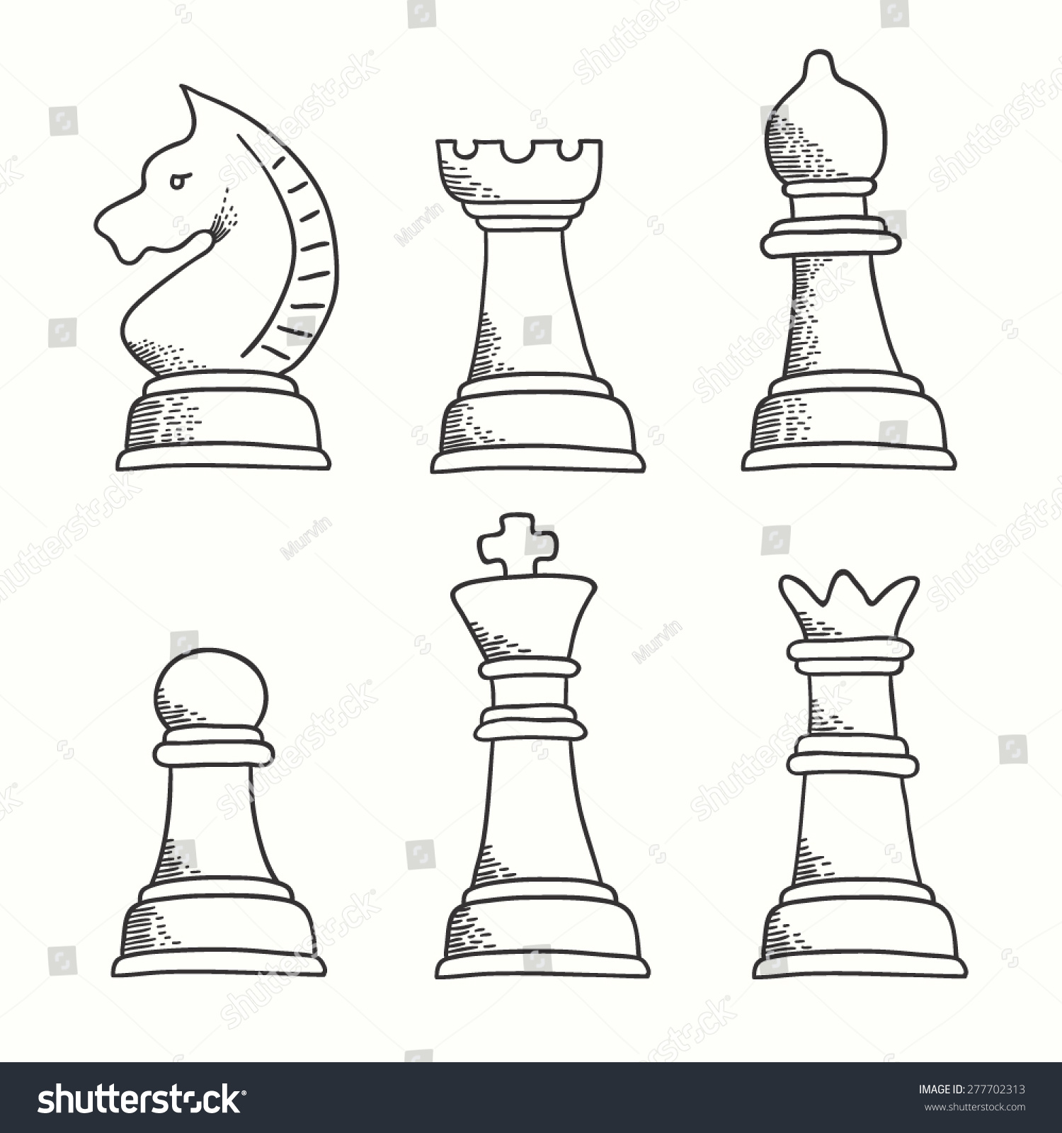 Chess Puzzles Printable Worksheet