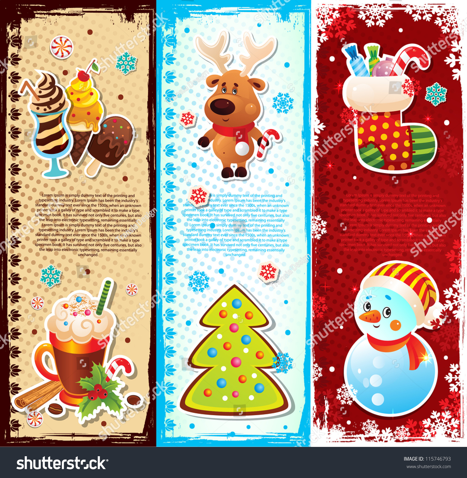 Doc460325 Christmas Bookmark Templates Christmas Bookmarks – Christmas Bookmark Templates