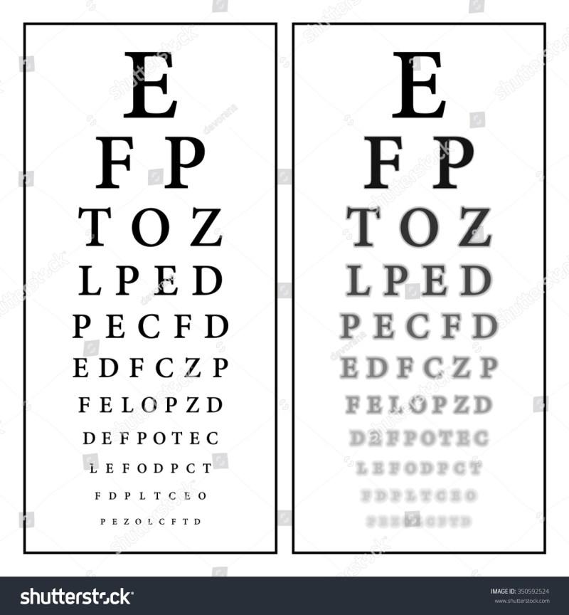 Eye Exam Letters Invisite
