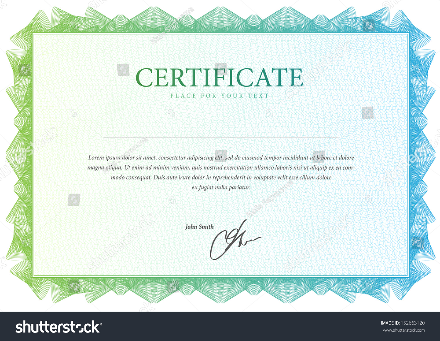 free share certificate template certificate template microsoft – Blank Share Certificate