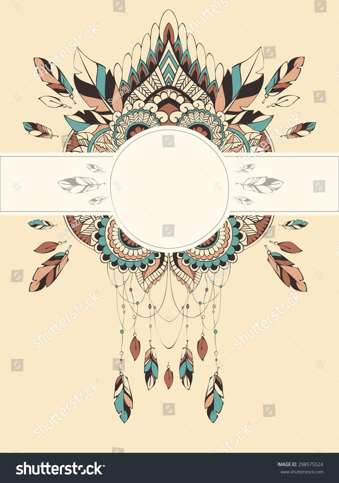 Native American Birthday Greeting Graphics
