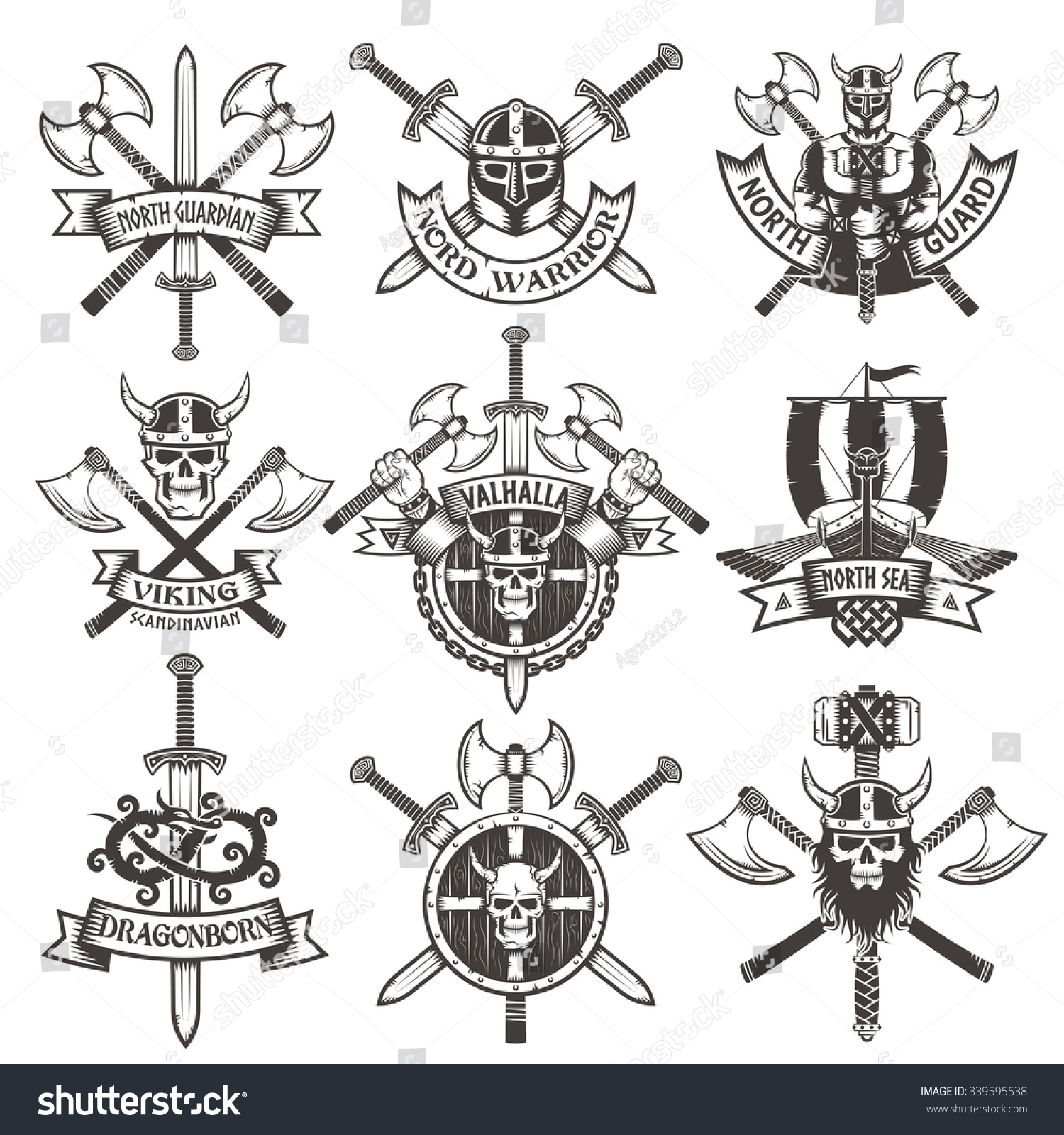 English Heraldry Symbols And Meanings