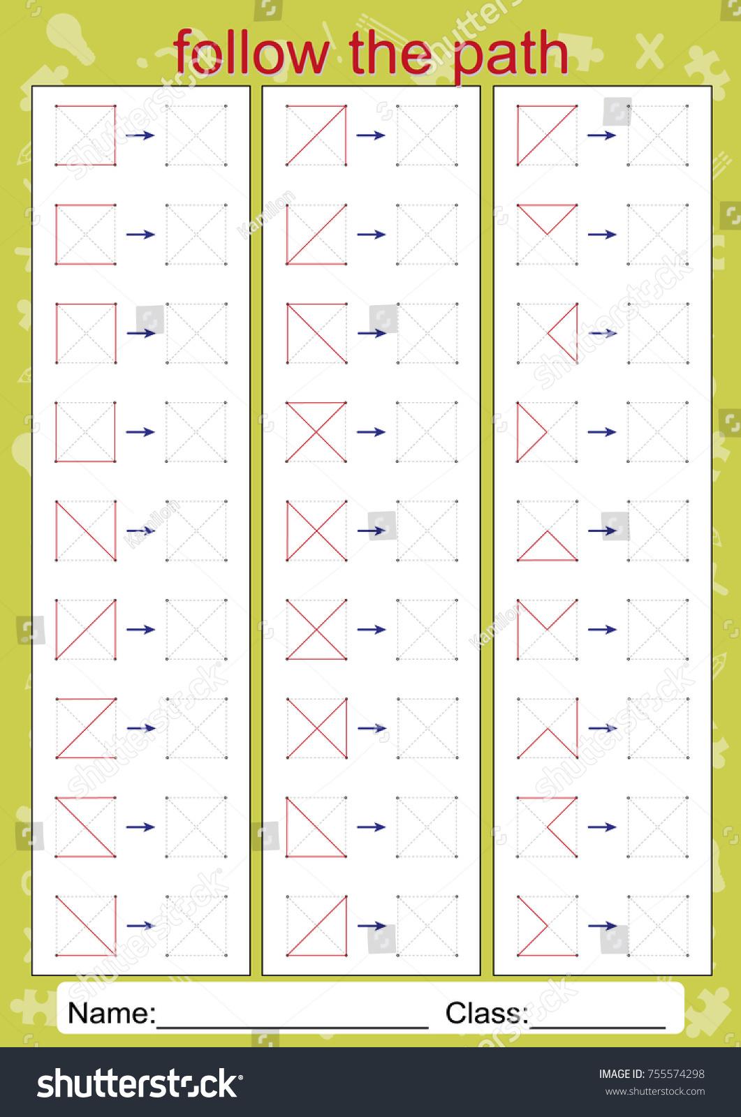 Worksheet Visual Perception Worksheets Worksheet Fun