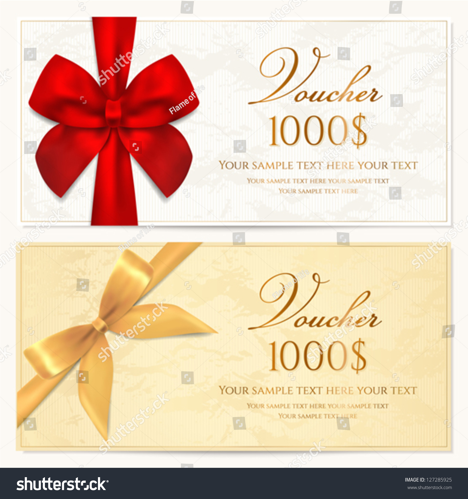doc voucher templates blank voucher template  birthday vouchers template christmas gift certificate template voucher templates
