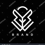 Warrior Samurai Concept Simple Logo Stock Vector Royalty Free 1500669116