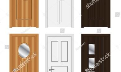 Wood Door Types Wooden Thing