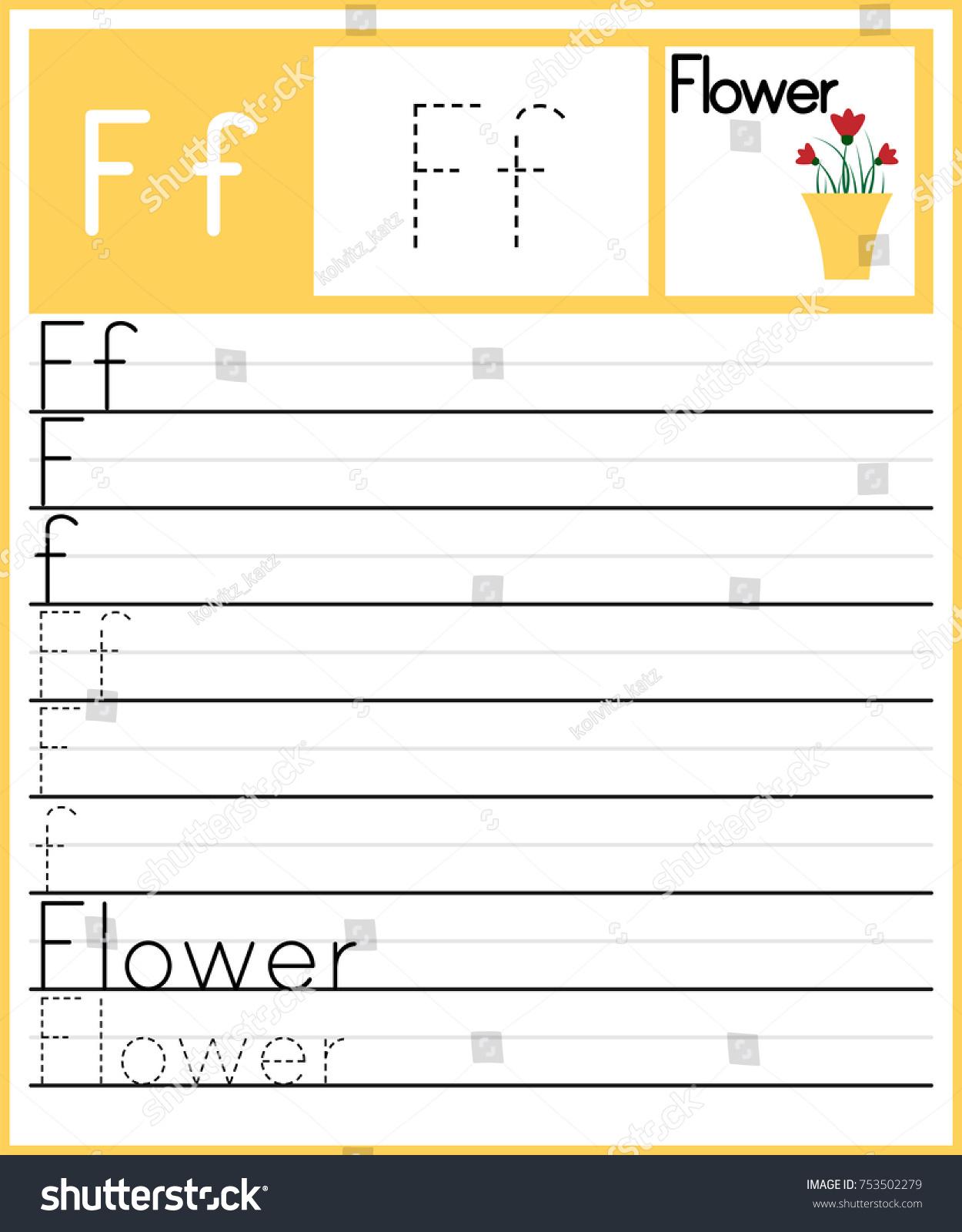 Kindergarten In Spanish Letter F Worksheet Kindergarten Best Free Printable Worksheets