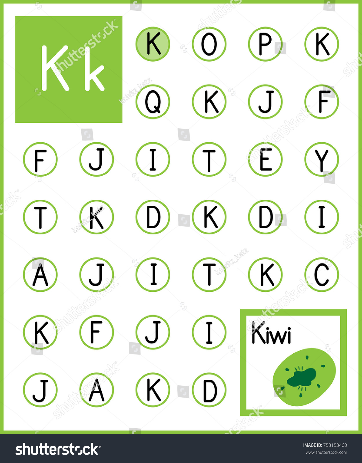 Worksheet Alphabet Activity Pre Schoolers Kindergarten Stock Worksheet Best Free Printable