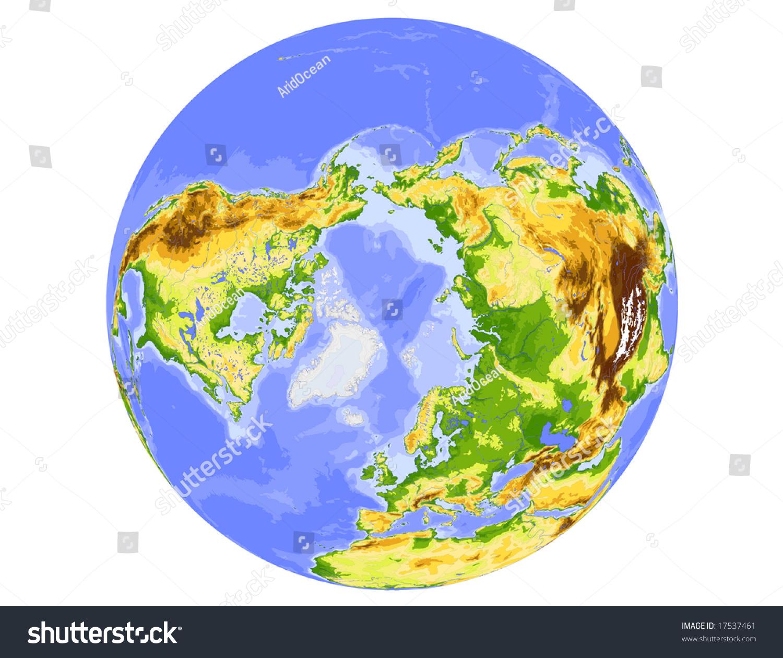 China Elevation Map Worksheet