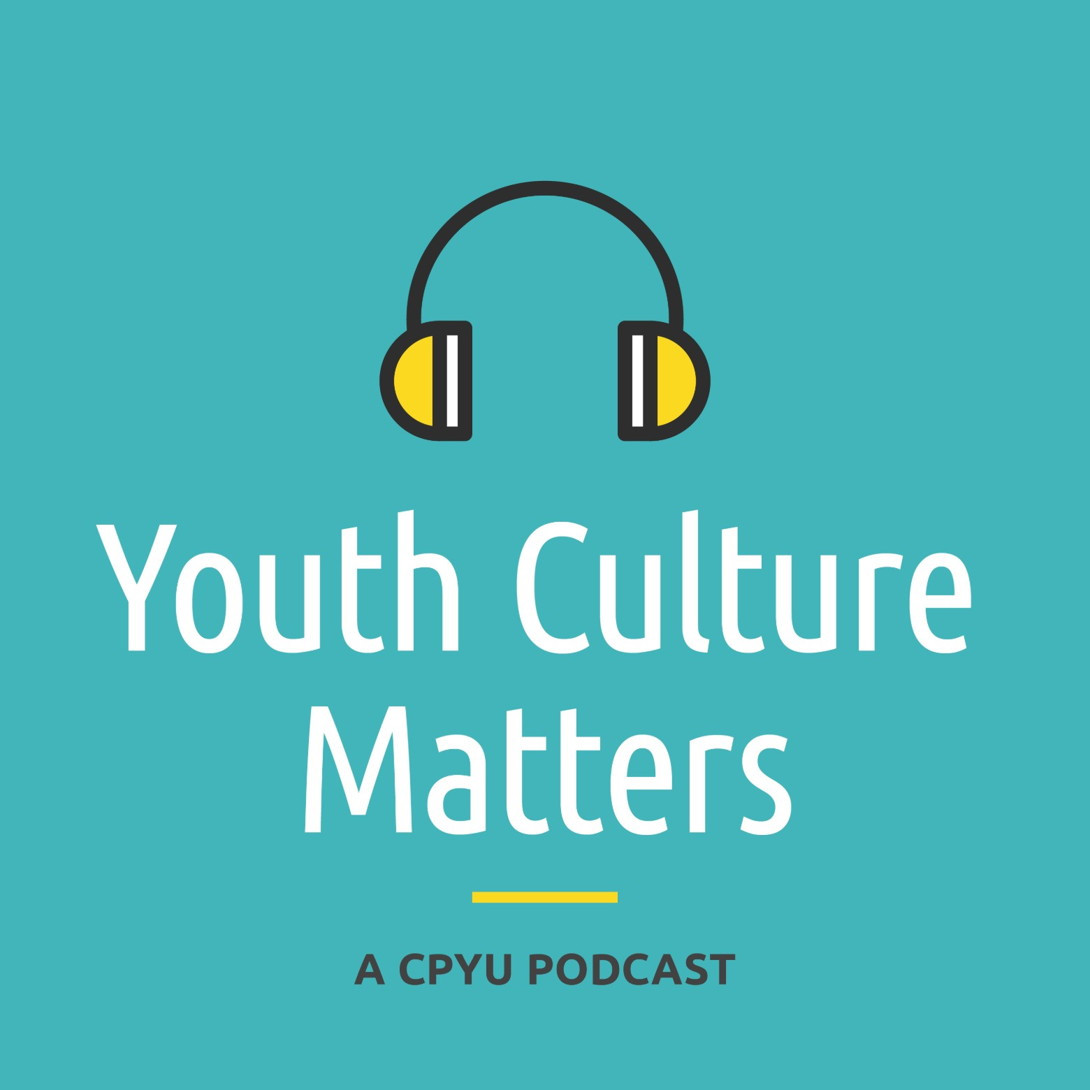 Youth Culture Matters – A CPYU Podcast