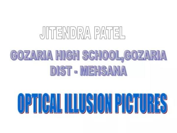 optical illusions school presentation # 73