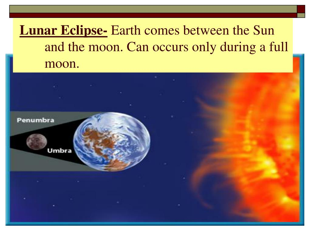 Worksheet On Tides And Eclipses