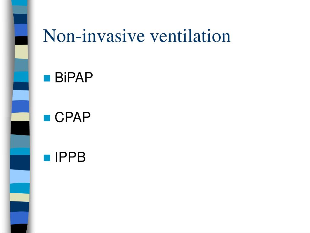 Positive Airway Pressure Therapy