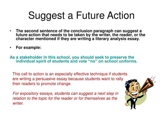 PPT - How to Write a Concluding Paragraph PowerPoint Presentation