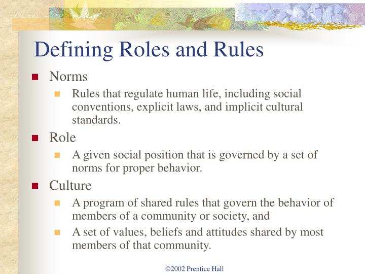 Implicit Rules Communication