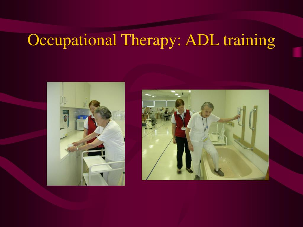 Adls Therapy Occupational