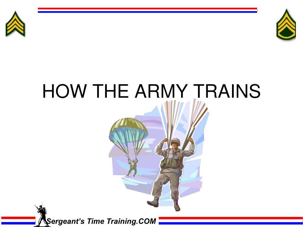 Sergeants Time Worksheet