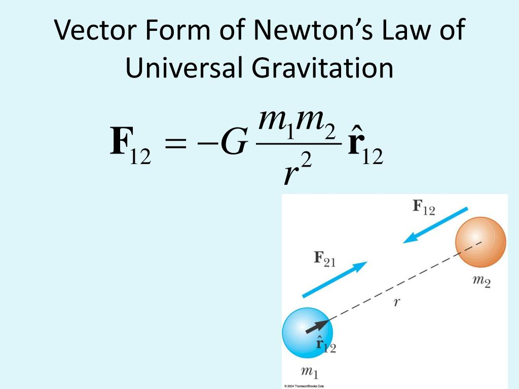 Law Of Universal Gravitation Problems Worksheet