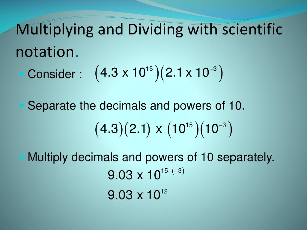 Dividing Decimals Worksheet With Examples