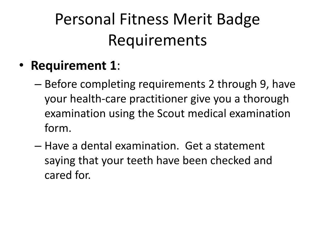 34 Physical Fitness Merit Badge Worksheet Answers