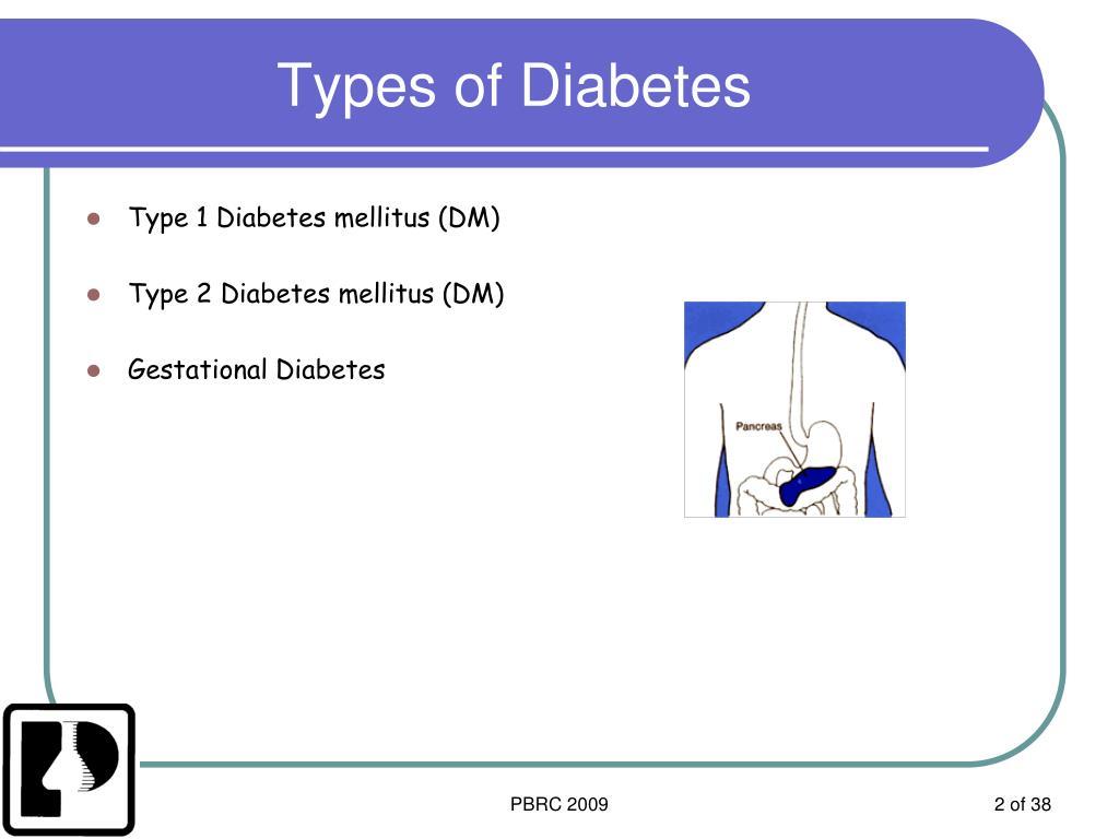 PPT - Type 1 Diabetes PowerPoint Presentation - ID:75964