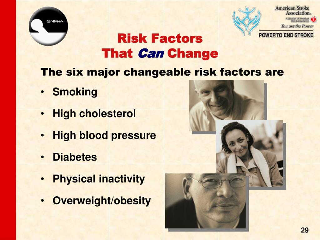 Prevention Risk Factors Disease Six Are Major What Cardiovascular