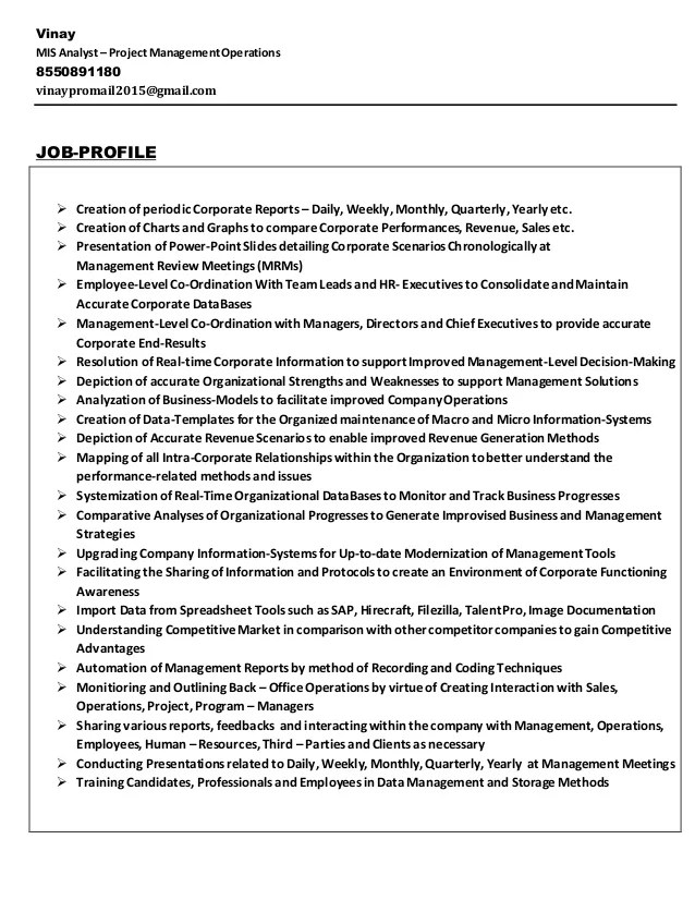 resume mis evaluated by date reviewed by date 8 mis staff resume