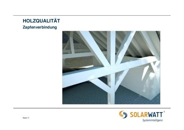 02 Solarwatt Carport System System Planungsgrundlagen