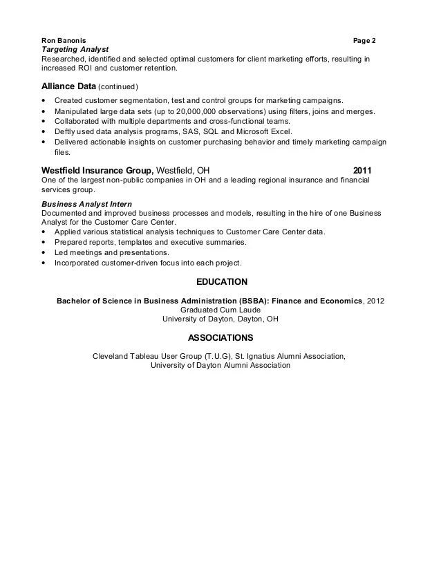 Data Analyst Resume Summary. Data Sample Data Analyst Resume