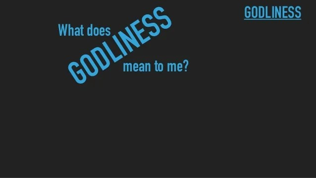 Image result for godliness