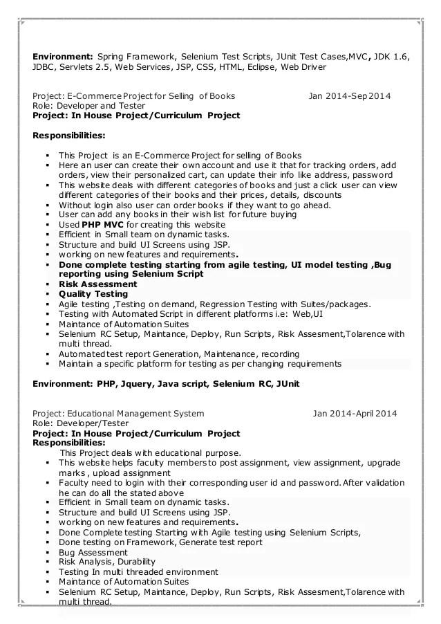 web services resume html web developer resume pdf web services
